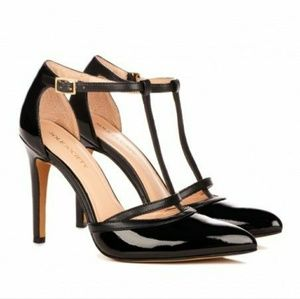 Shoes - Sole Society 'Nicola' T-Strap Pumps 9/39